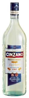 Cinzano Vermouth Bianco 750ml - Case of 12